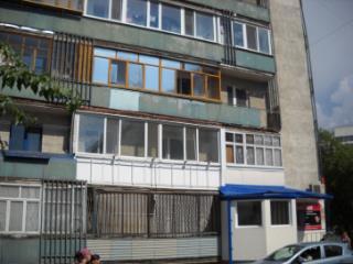 Продажа квартир: 1-комнатная квартира, Тюменская область, Тюмень, Ямская ул., 102, фото 1