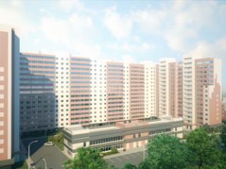 Продажа квартир: 2-комнатная квартира в новостройке, Иркутск, ул. Пискунова, 131б, фото 1