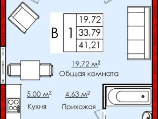 Продажа квартир: Краснодарский край, Туапсинский р-н, с. Ольгинка, Приморская ул., 5А, фото 1
