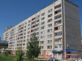 Продажа квартир: 2-комнатная квартира, Киров, ул. Кольцова, 13, фото 1