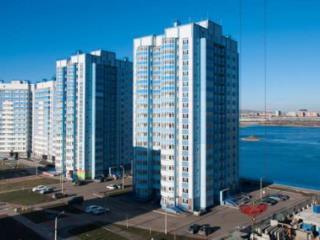 Продажа квартир: 2-комнатная квартира, Красноярск, Ярыгинская наб., 33, фото 1