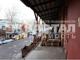 Продажа склада Москва, ул. Кирпичные Выемки, фото 1