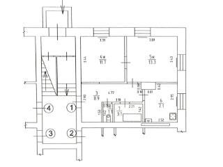 Продажа квартир: 2-комнатная квартира, Калининград, пгт. Прибрежный, Парковая ул., фото 1