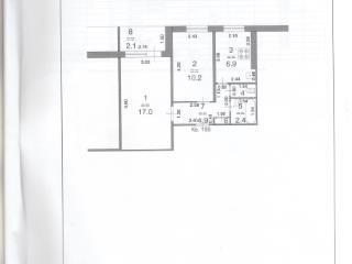 <strong>2 160 000</strong> <span class='icon-rub'><b>руб.</b></span><br />   2к-квартира, 45&nbsp;м&sup2; 2&nbsp;этаж