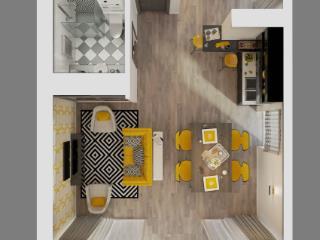 Продажа квартир: квартира в новостройке, Краснодарский край, Туапсинский р-н, с. Ольгинка, Приморская ул., 5А, фото 1