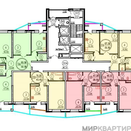 Продам квартиру Тюменская область, Тюмень, Ямская ул., 86
