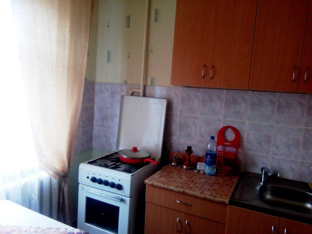Аренда квартир: 1-комнатная квартира, Московская область, Егорьевск, ул. Козлова, 12, фото 1