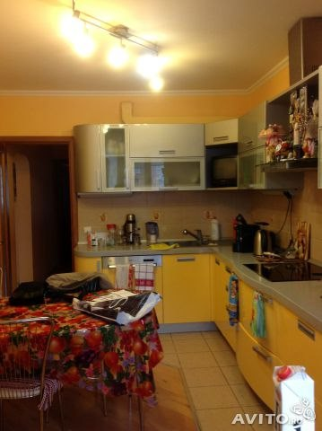 Аренда квартир: 3-комнатная квартира, Московская область, Лобня, ул. Борисова, 20, фото 1
