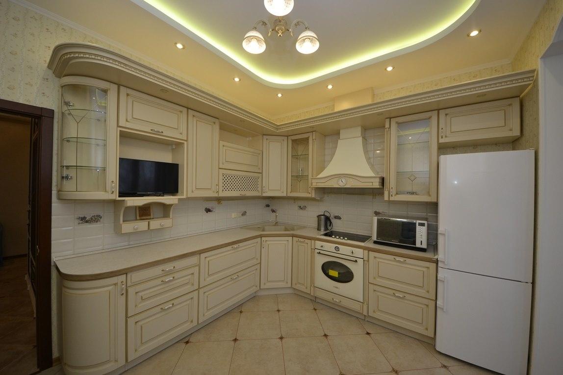 Как красиво сделать ремонт на кухне в доме
