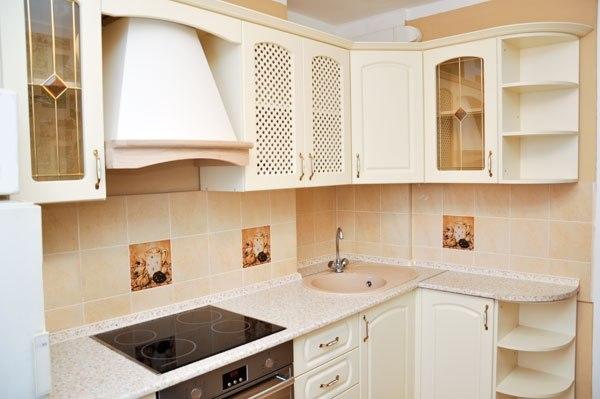 Кухня 7 м дизайн фото