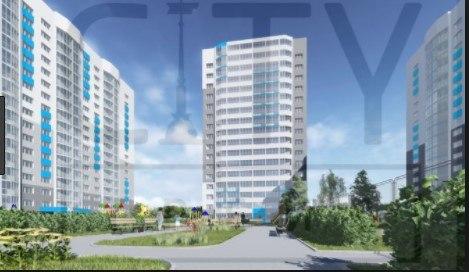 Продажа квартир: 4-комнатная квартира в новостройке, Барнаул, Взлетная ул., 117, фото 1