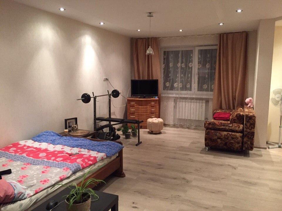 Продажа квартир: 1-комнатная квартира, Московская область, Люберецкий р-н, п. Красково, п. Осоавиахима, фото 1