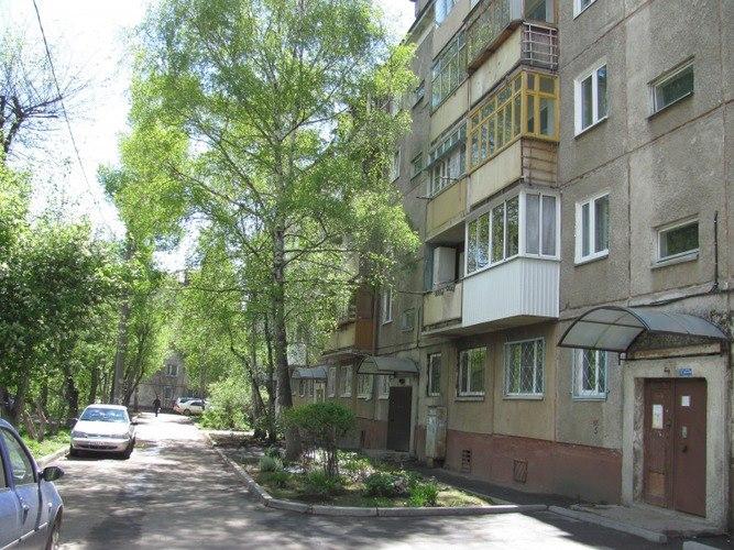 Продажа квартир: 2-комнатная квартира, Иркутск, Приморский мкр., 27, фото 1