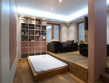 Фотографии однокомнатной квартиры в новостройке в аренду в Москве по адресу ул. Ватутина, 9 - МИР КВАРТИР