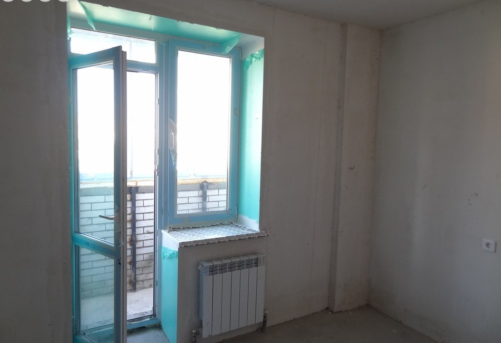Квартира в новостройке Омск, ул. И.Мишина - 1
