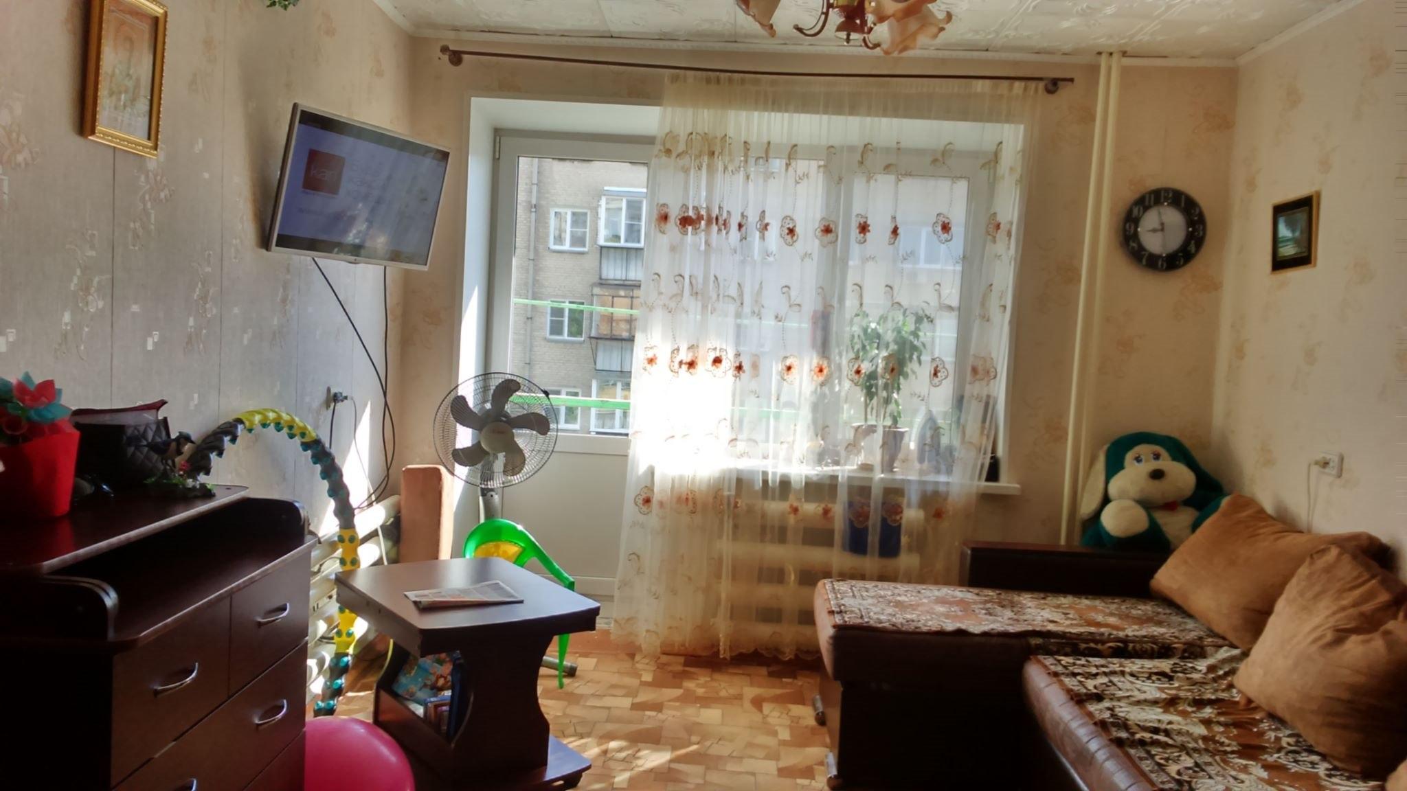 Продажа квартир: 1-комнатная квартира, Челябинская область, Еманжелинск, ул. Герцена, 21, фото 1