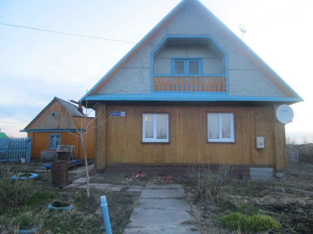 Продажа дома Томская область, Томский р-н, с. Межениновка, фото 1