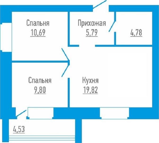 35b7b6616bbe0 Купить вторичное жилье на Боровской улице в Тюмени - продажа ...