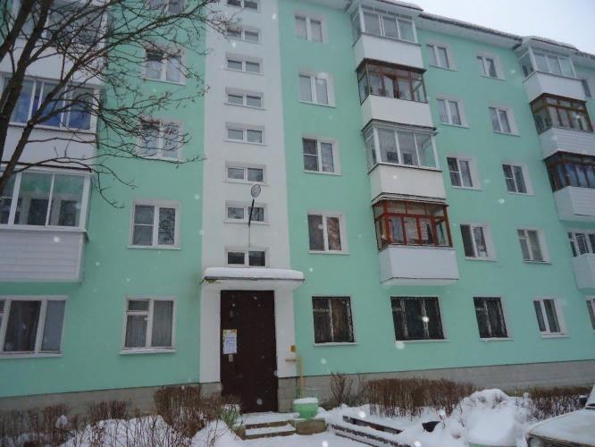 Продается двухкомнатная квартира за 2 550 000 рублей. Московская обл, г Клин, Бородинский проезд, д 6.