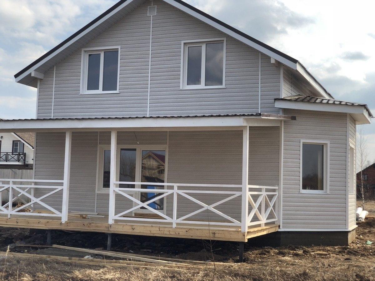 Продажа дома 170 м² в деревне Папино в Жуковском районе